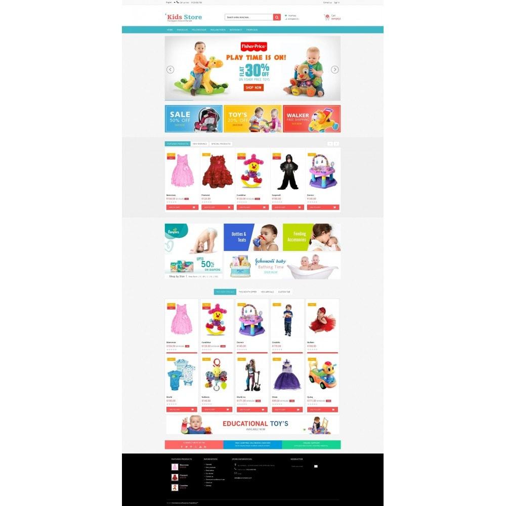 theme - Bambini & Giocattoli - Kids Store Multipurpose RFX0012 - 2
