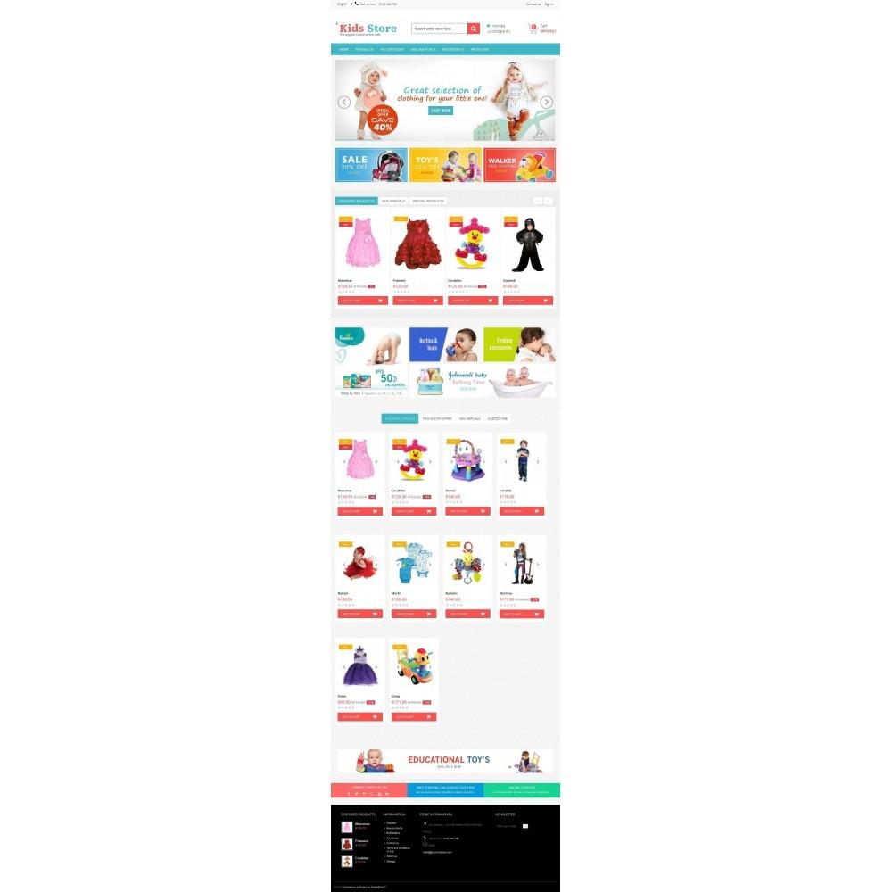 theme - Bambini & Giocattoli - Kids Store Multipurpose RFX0012 - 4