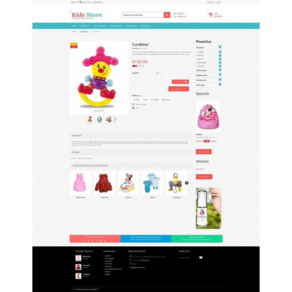 theme - Niños y Juguetes - Kids Store Multipurpose RFX0012 - 6