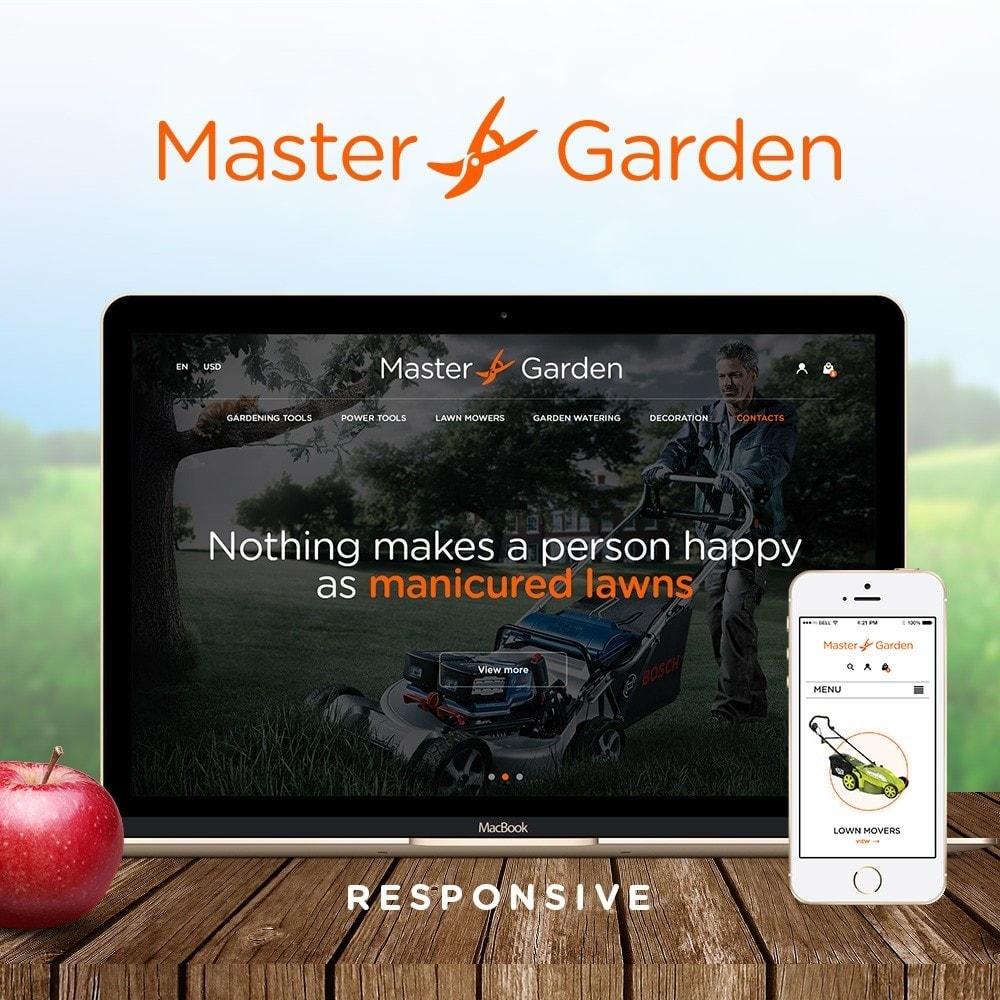 theme - Heim & Garten - Master Garden - 1