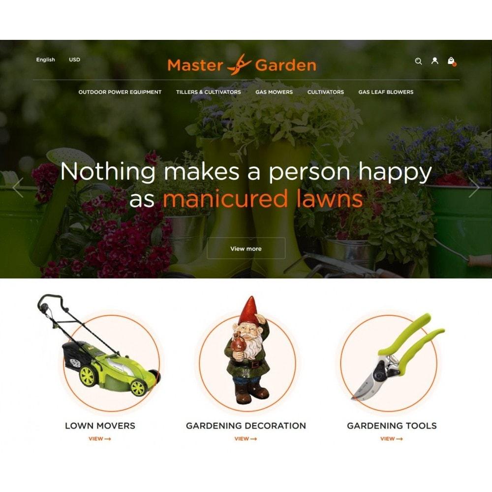 theme - Maison & Jardin - Master Garden - 2