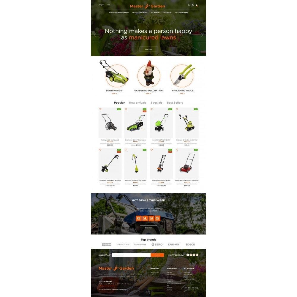 theme - Heim & Garten - Master Garden - 6