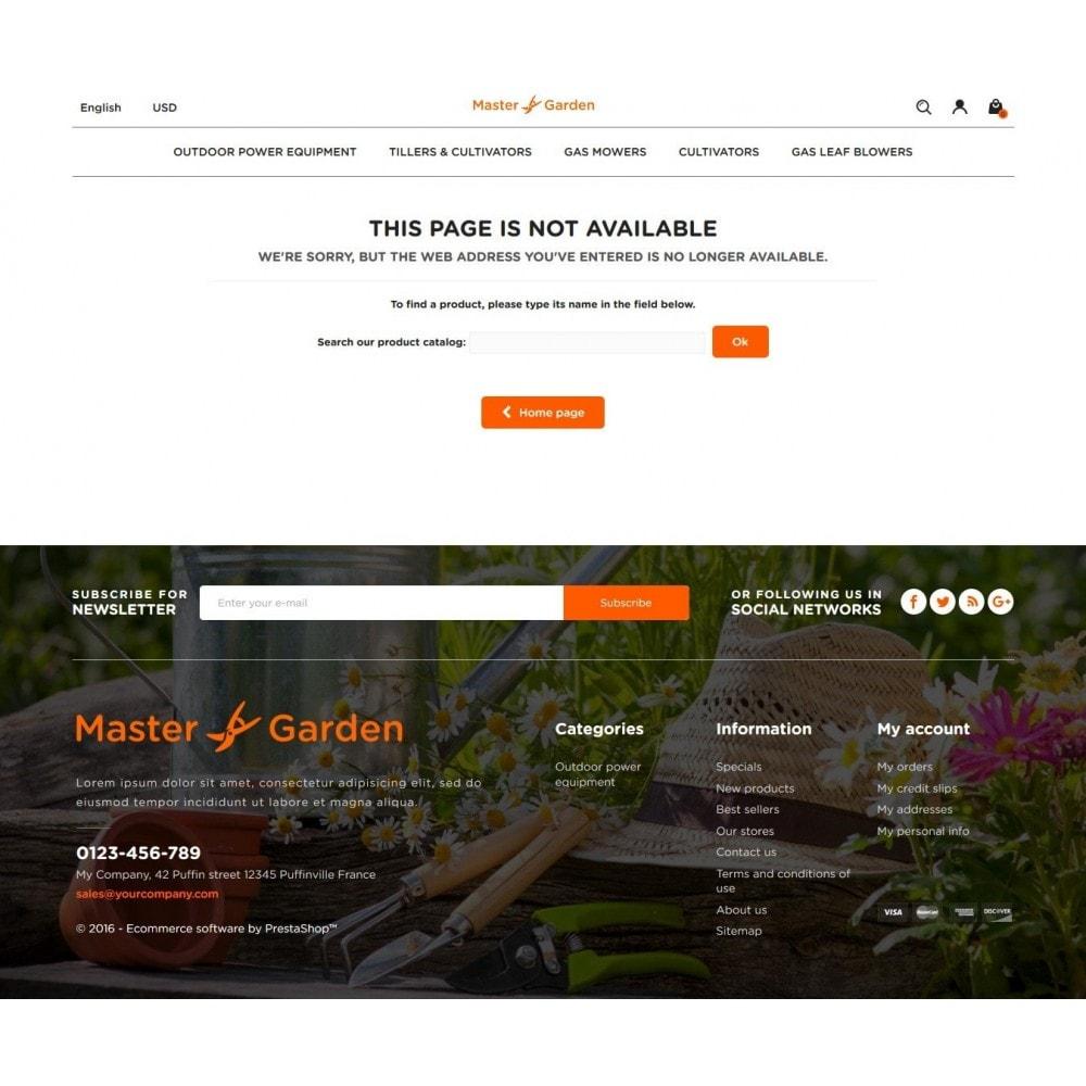 theme - Maison & Jardin - Master Garden - 11