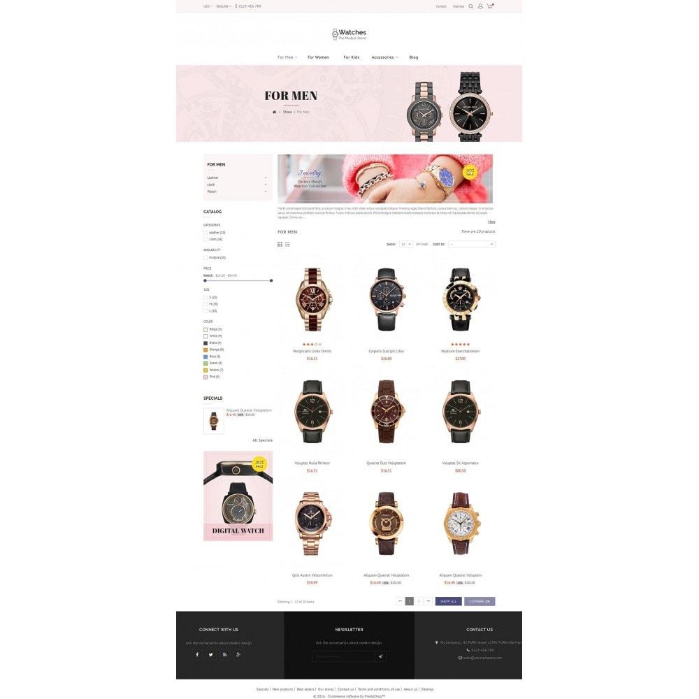 theme - Sieraden & Accessoires - Watch Store - 3