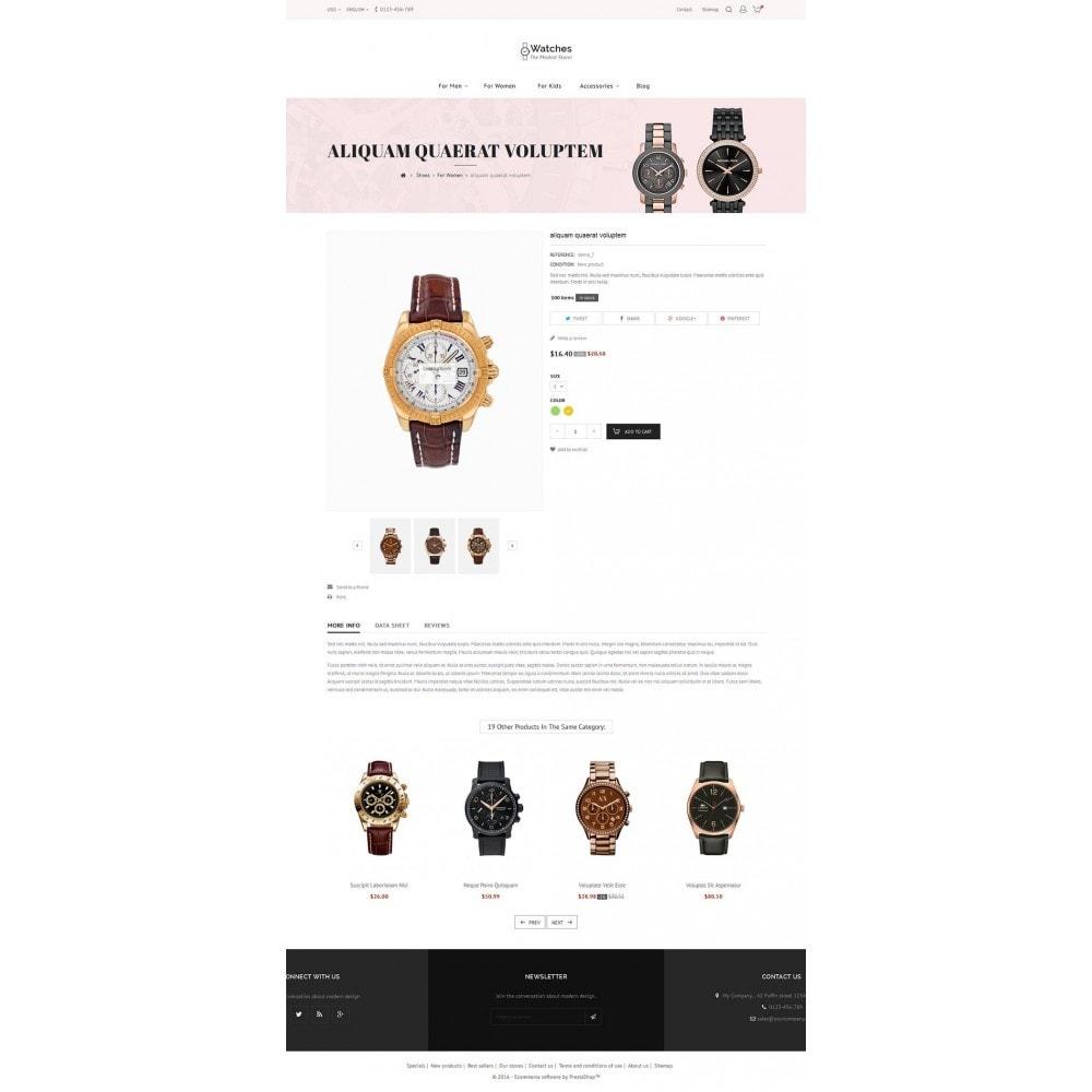 theme - Sieraden & Accessoires - Watch Store - 4