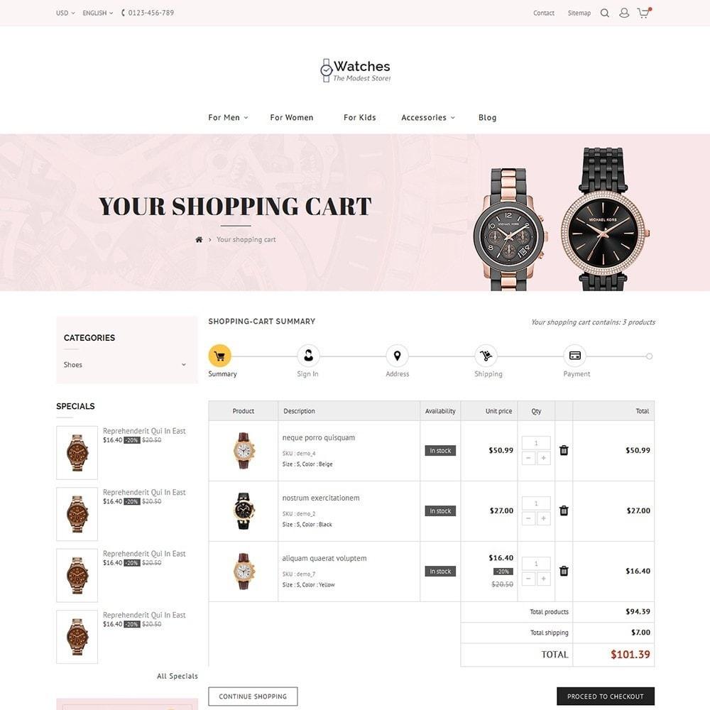 theme - Sieraden & Accessoires - Watch Store - 5