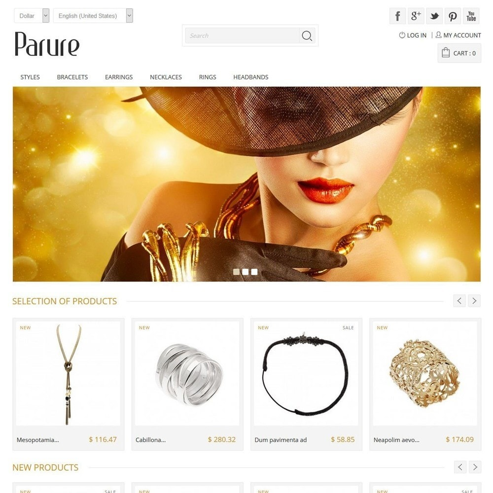 theme - Jewelry & Accessories - Parure - 1