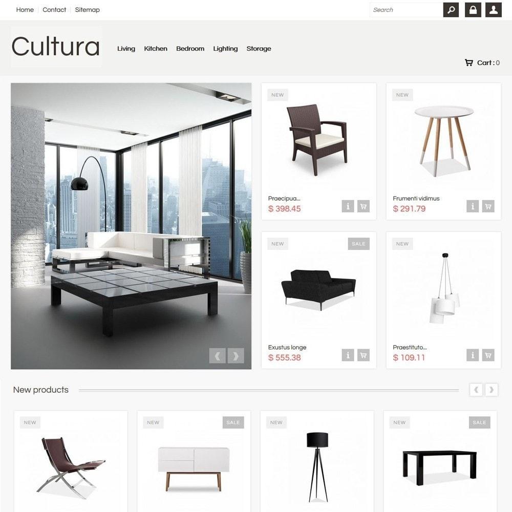 theme - Huis & Buitenleven - Cultura - 1