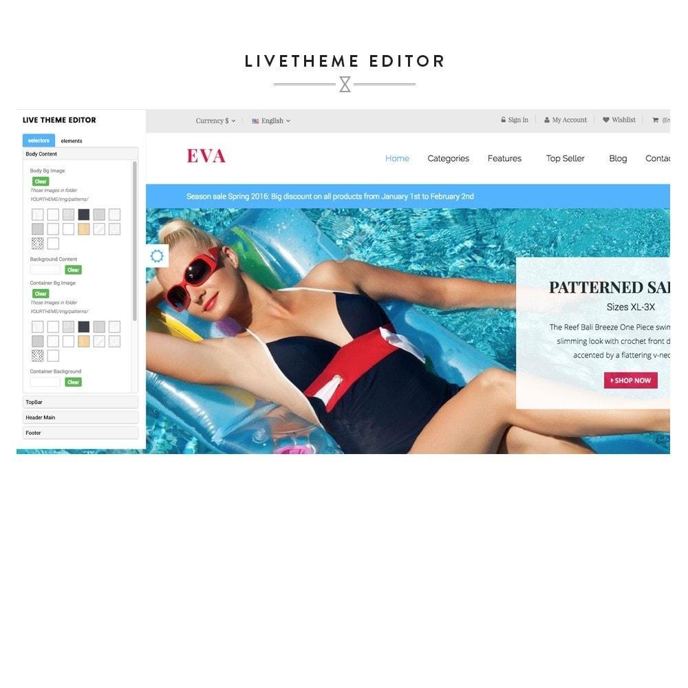 theme - Deportes, Actividades y Viajes - Ap Eva Swimming - 3