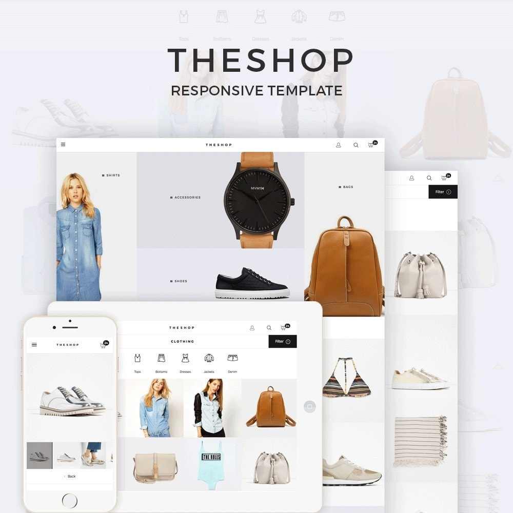 theme - Mode & Schoenen - THESHOP - 1