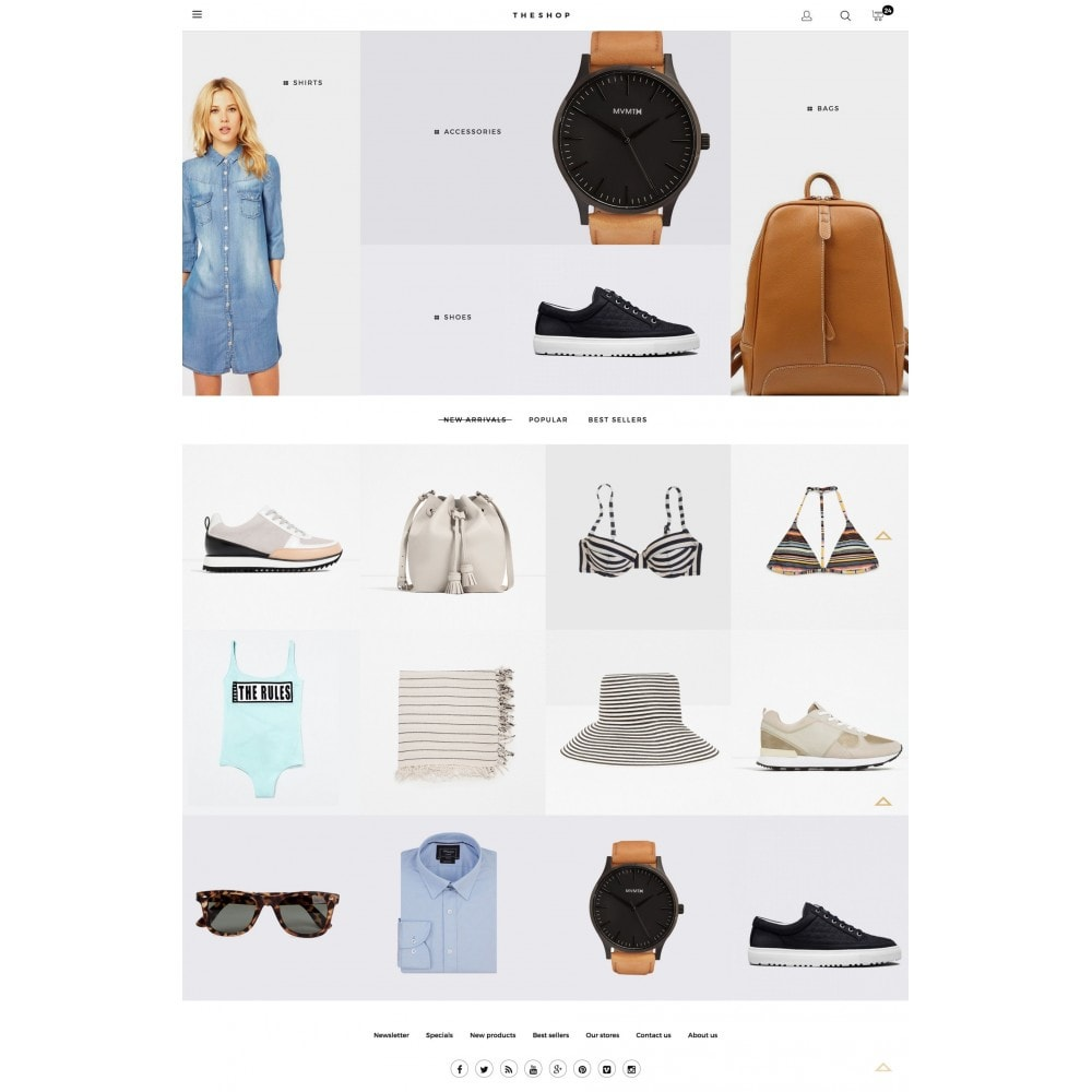 theme - Mode & Schoenen - THESHOP - 2