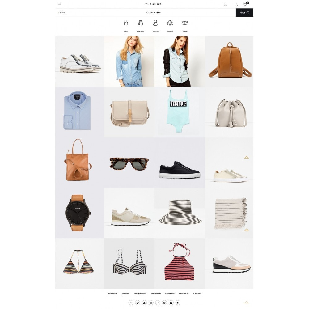 theme - Mode & Schoenen - THESHOP - 3