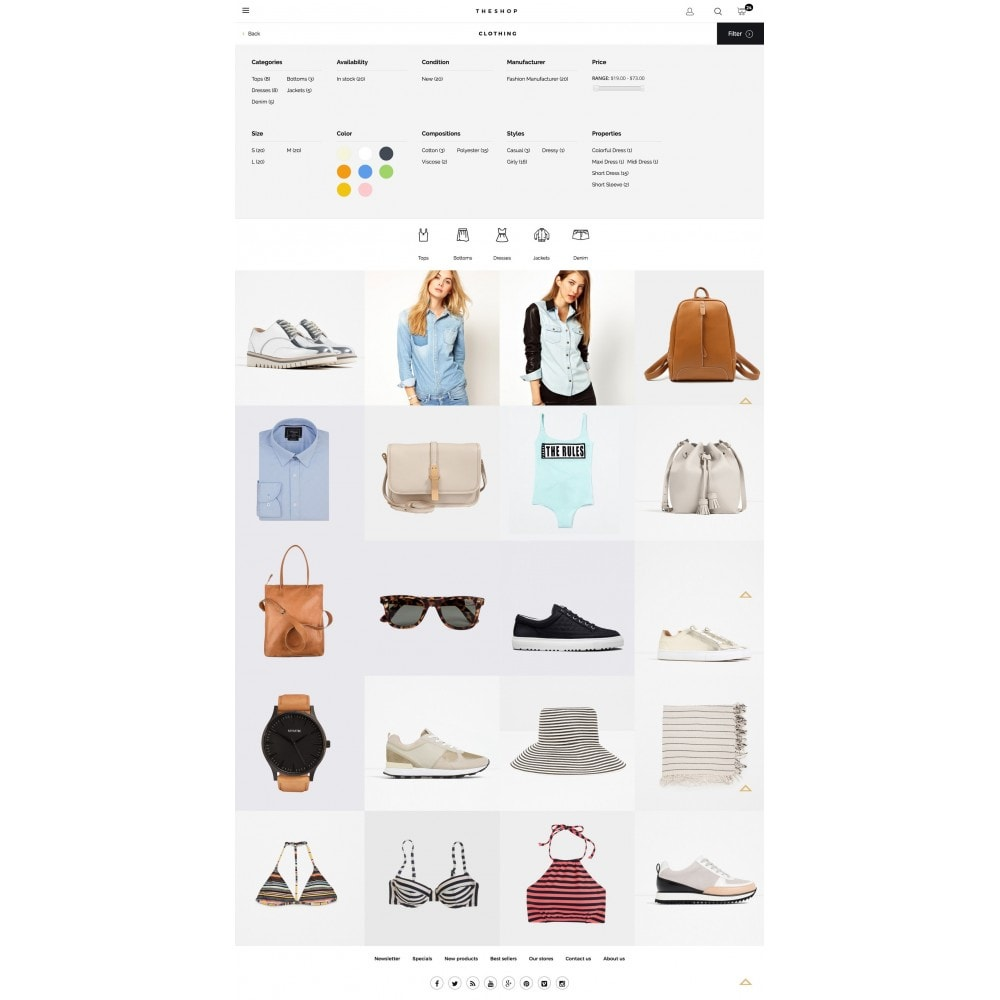 theme - Mode & Schoenen - THESHOP - 4