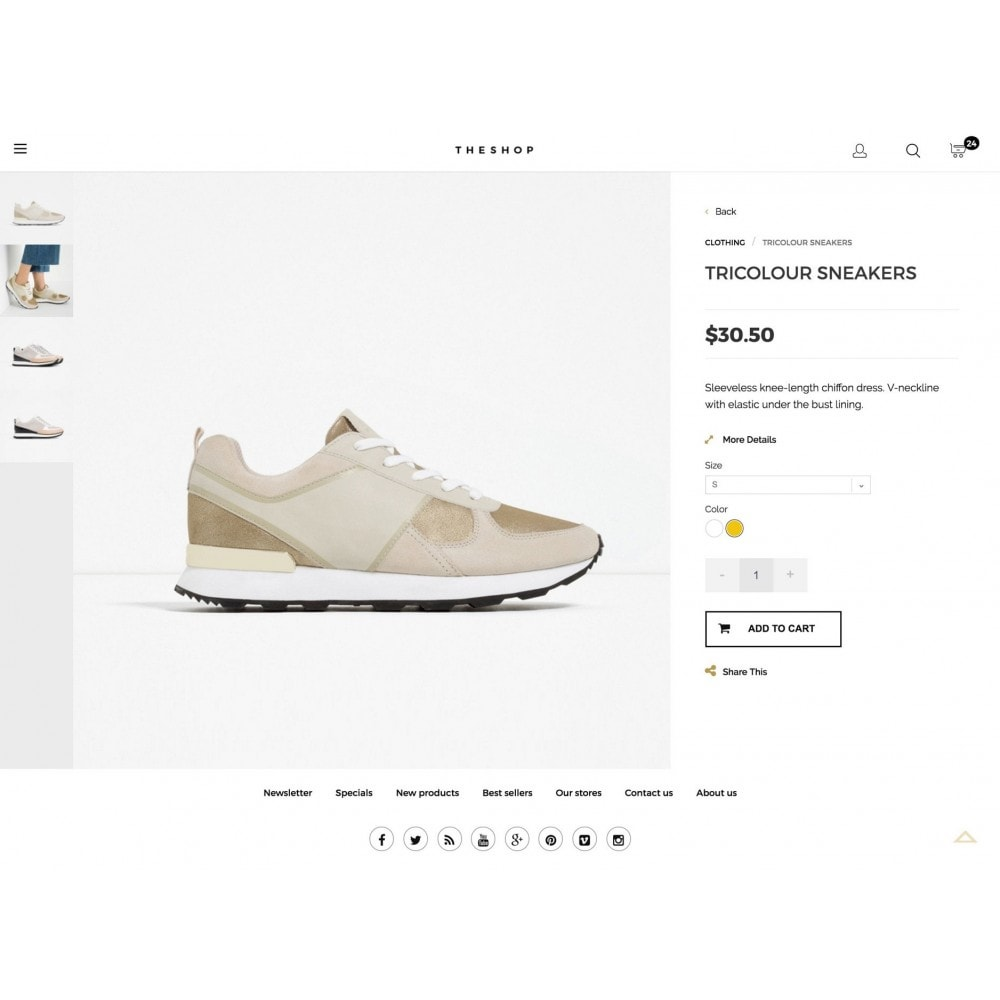 theme - Mode & Schoenen - THESHOP - 7