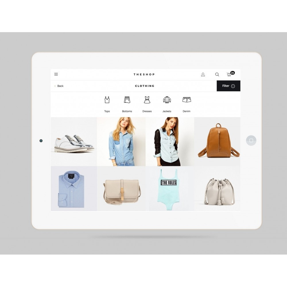 theme - Mode & Schoenen - THESHOP - 8