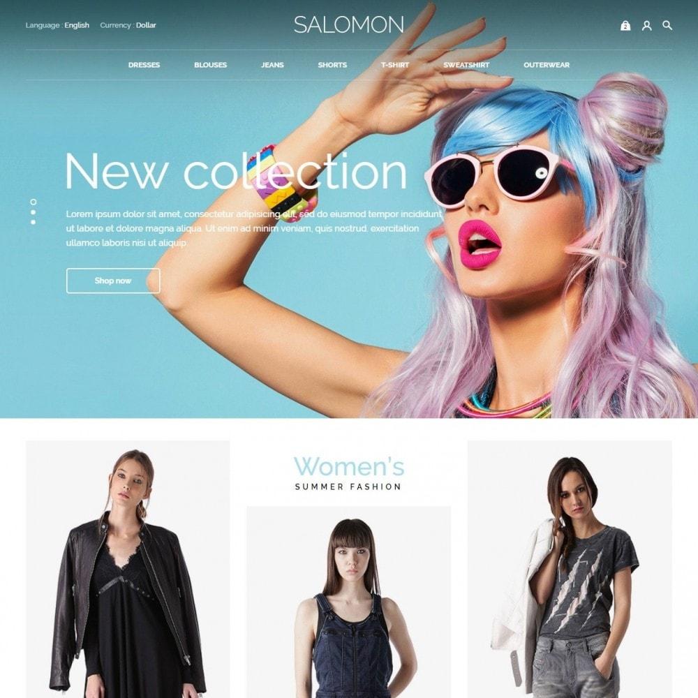 theme - Moda & Calzature - Salamon Fashion Store - 2