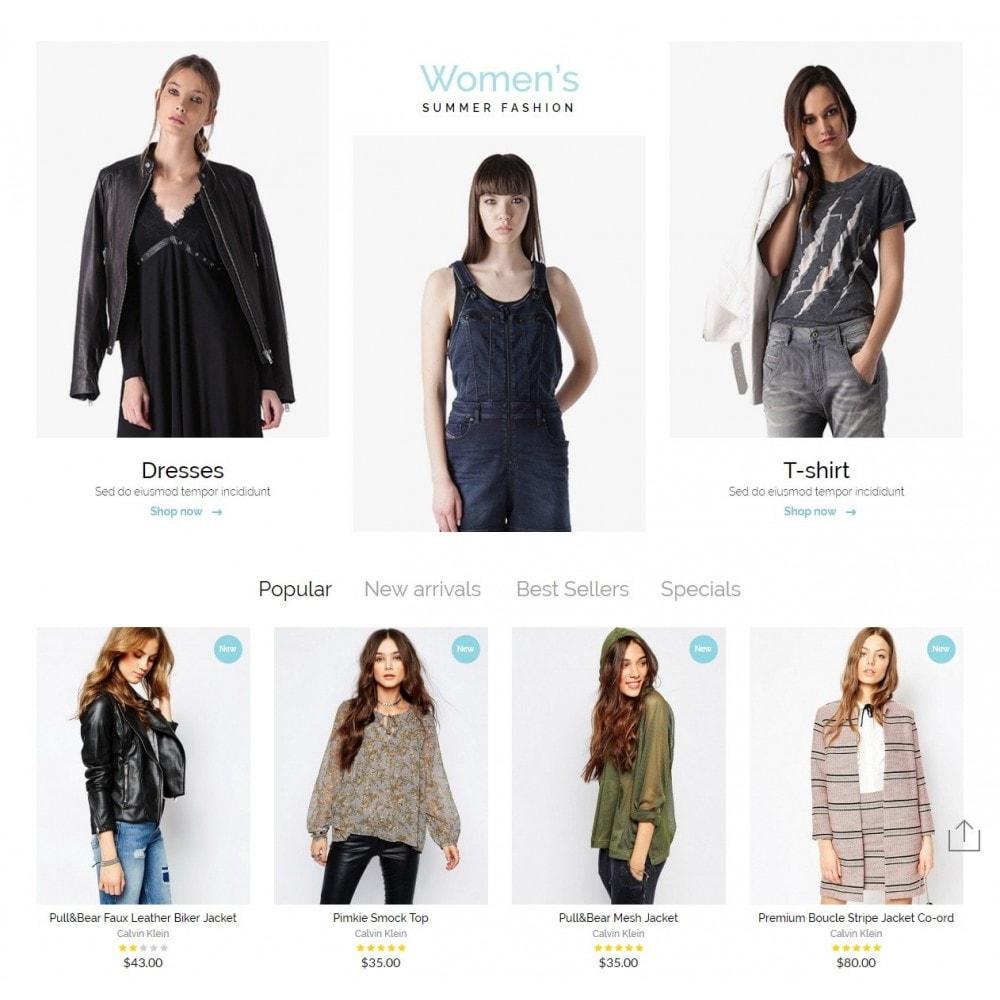 theme - Moda & Calzature - Salamon Fashion Store - 3