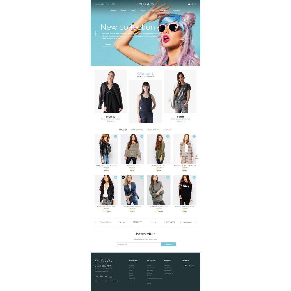 theme - Moda & Calzature - Salamon Fashion Store - 4