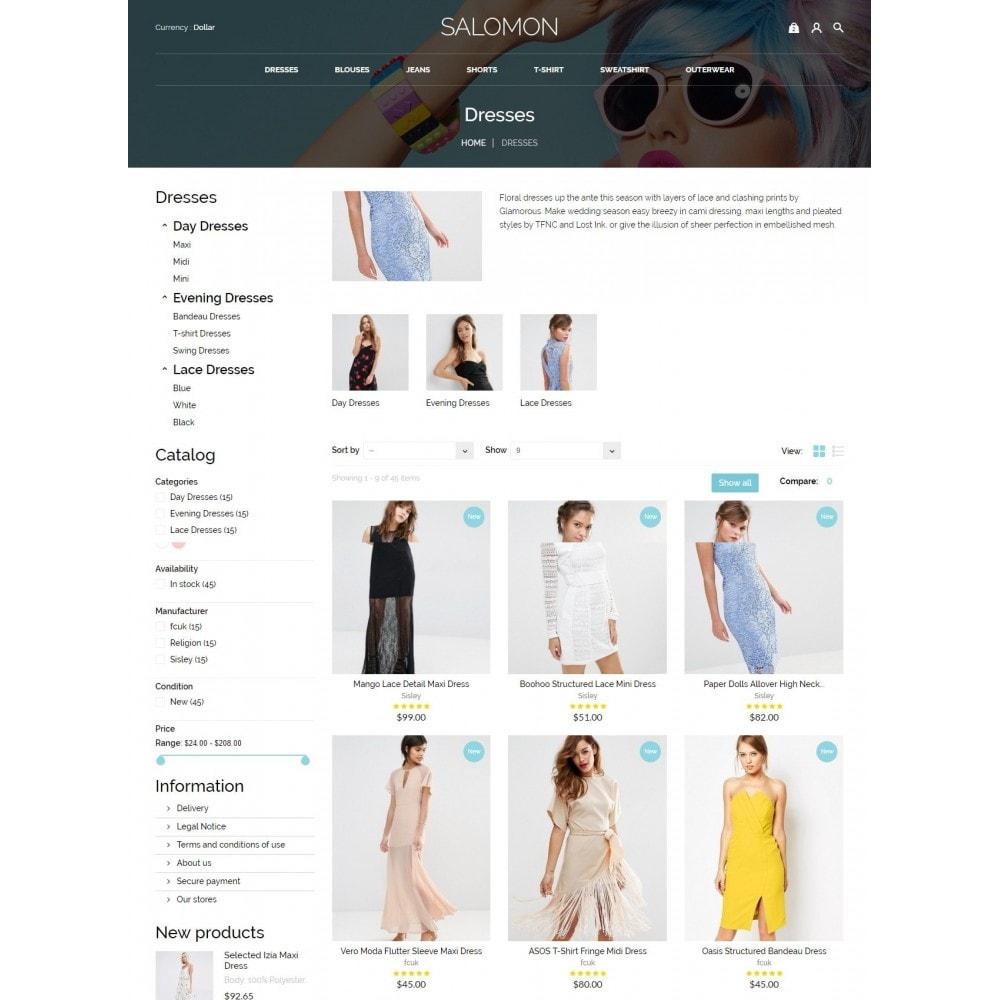 theme - Moda & Calzature - Salamon Fashion Store - 5