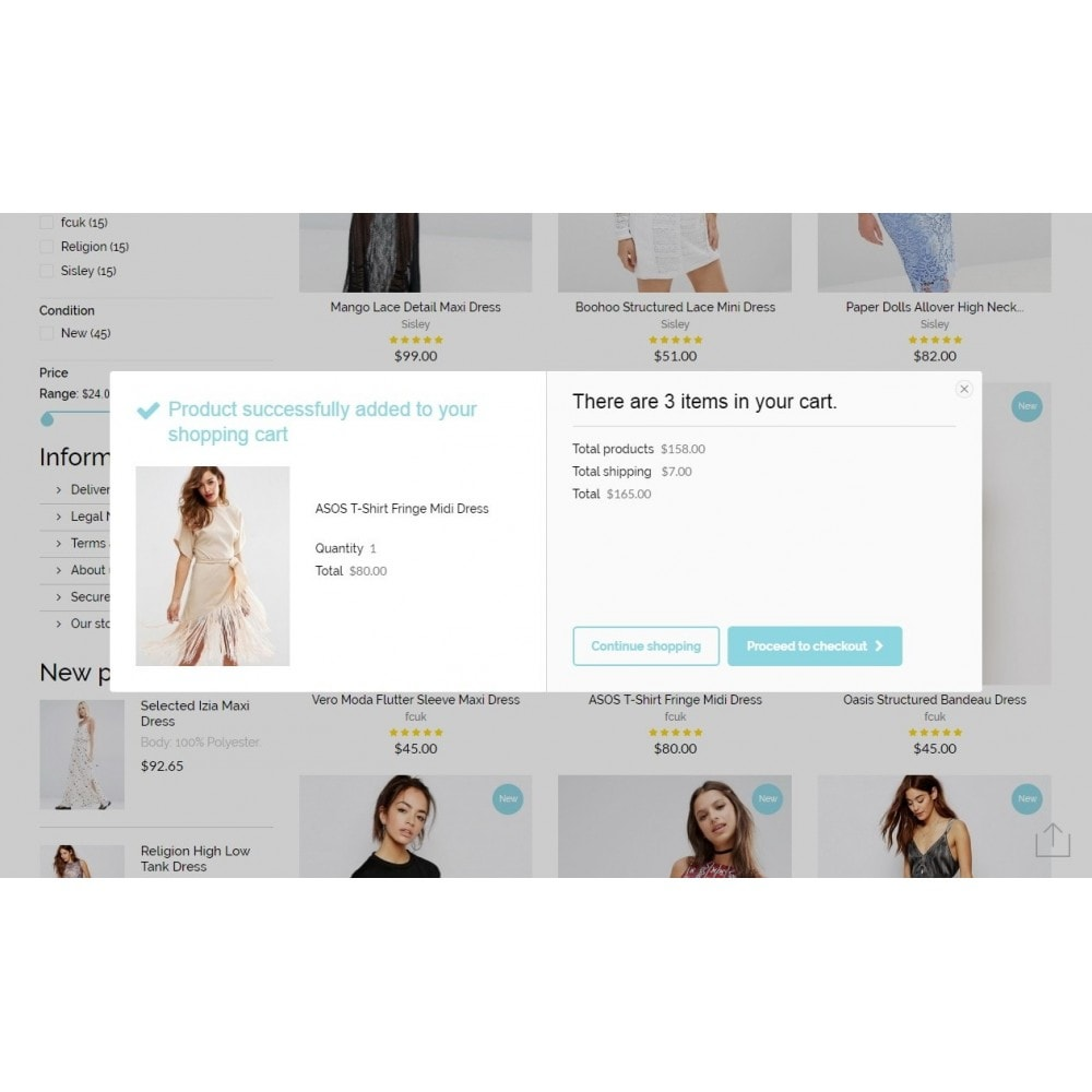 theme - Moda & Calzature - Salamon Fashion Store - 6