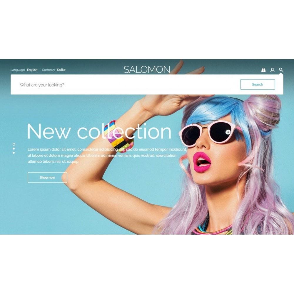 theme - Moda & Calzature - Salamon Fashion Store - 9