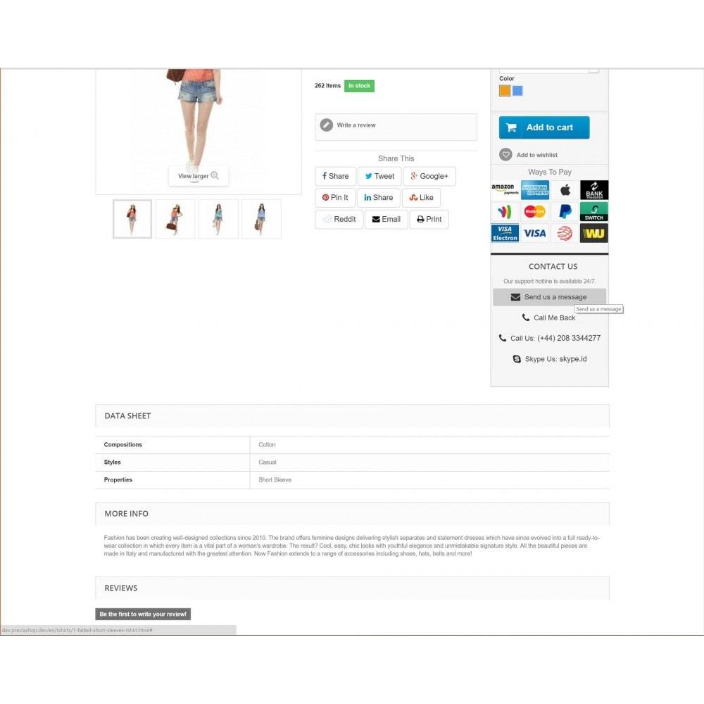 module - Kontaktformular & Umfragen - Roja45: Contact Us - 22