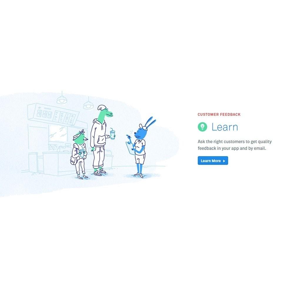 module - Ondersteuning & Online chat - Intercom.io - Customer Communication Platform - 8