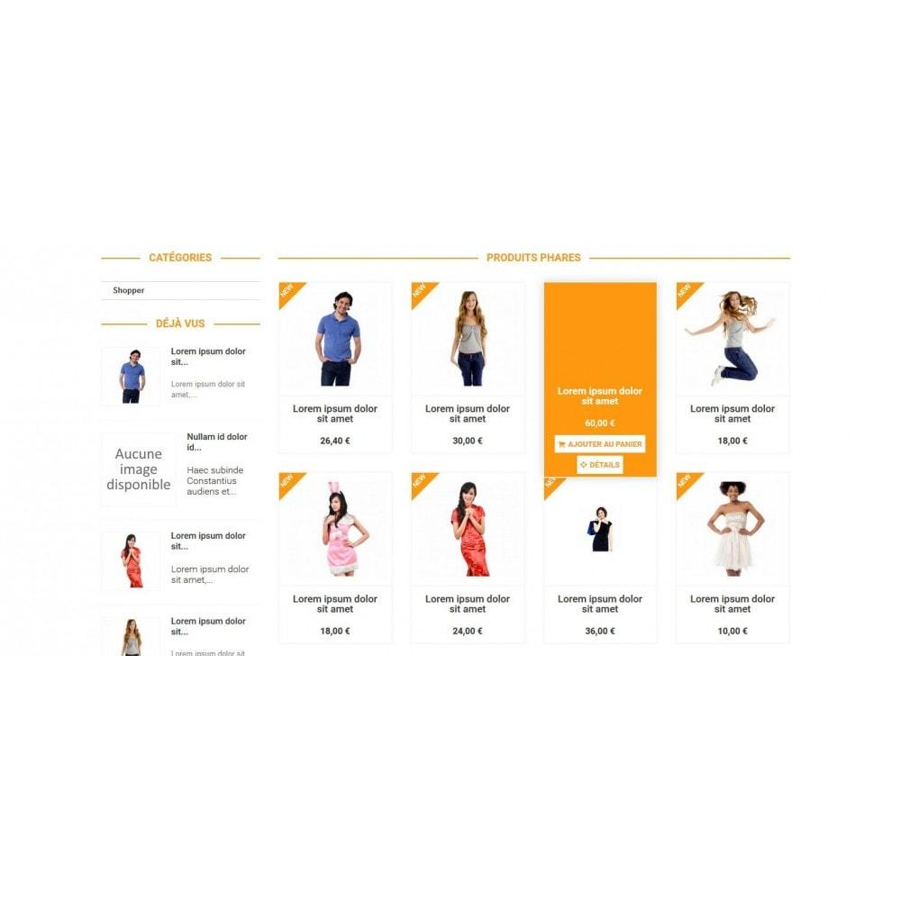 theme - Mode & Chaussures - Shopper - 2
