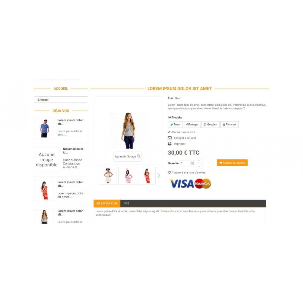 theme - Fashion & Shoes - Shopper - 6