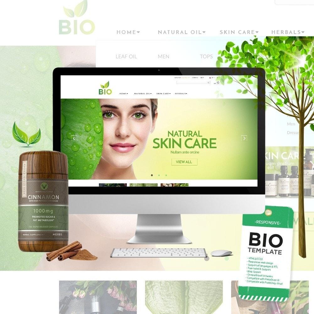 theme - Saúde & Beleza - Water - Bio Medical - 1