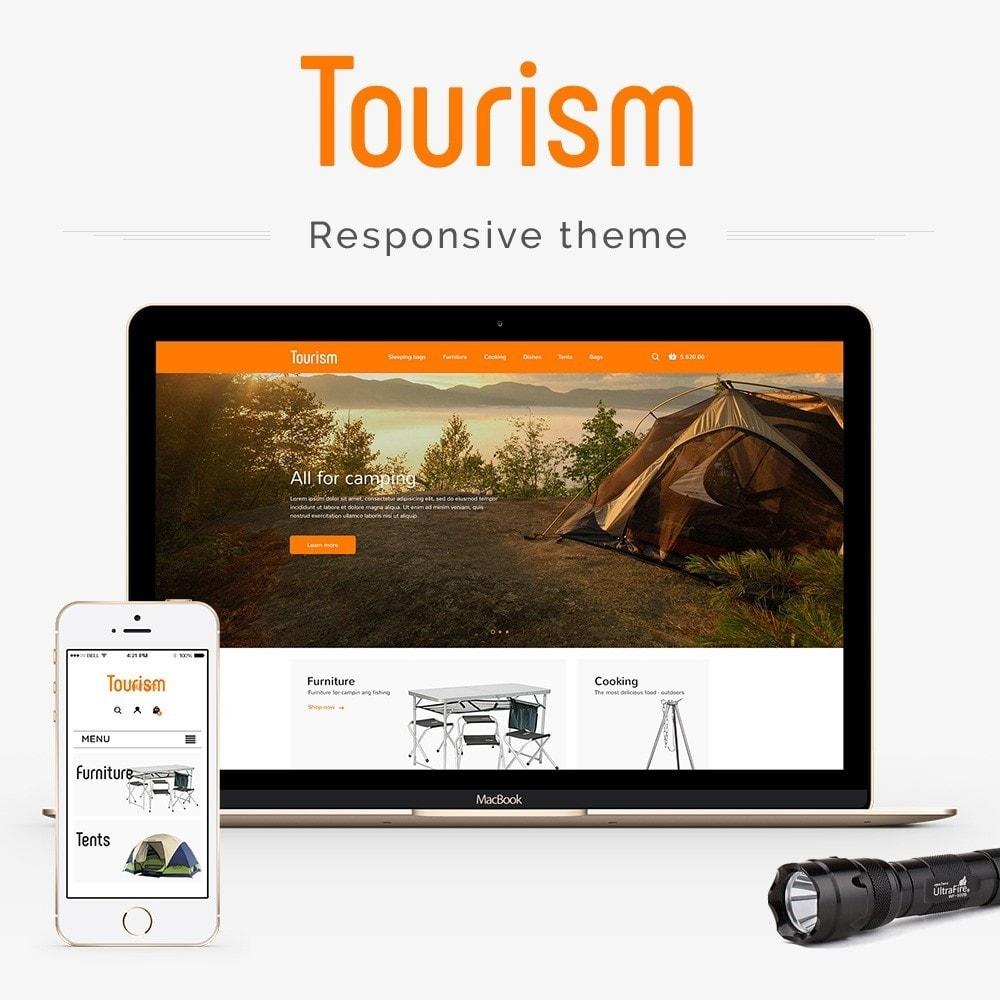 theme - Sport, Activiteiten & Reizen - Tourism Store - 1