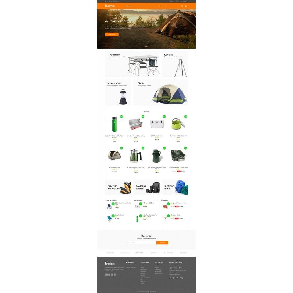 theme - Sport, Activiteiten & Reizen - Tourism Store - 4