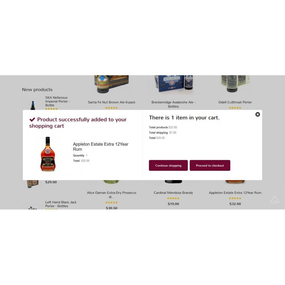 theme - Cibo & Ristorazione - Corks out Alcohol Store - 6