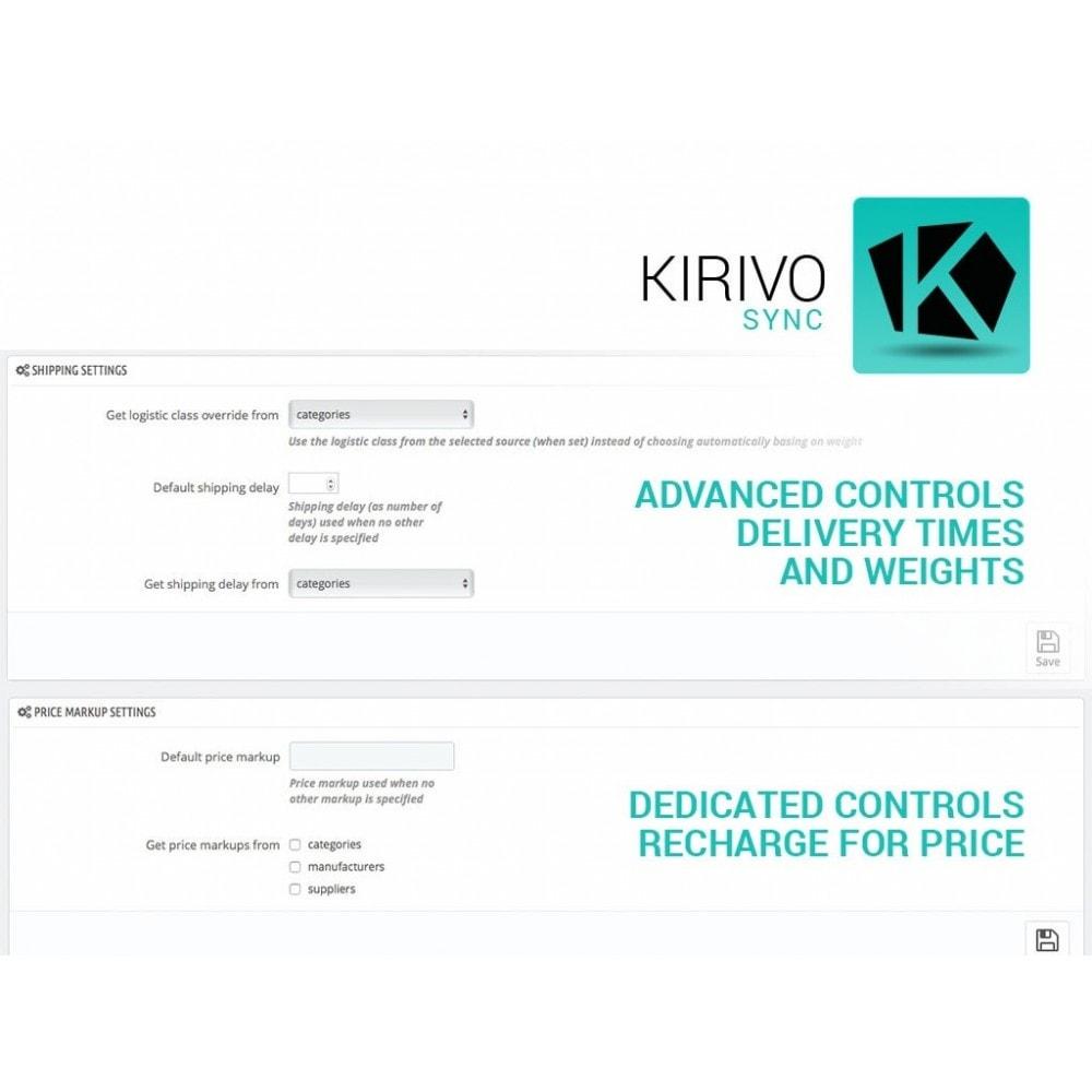 module - Marketplaces - Sync your PrestaShop store with Kirivo marketplace - 6