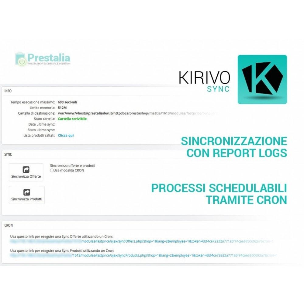 module - Marketplace - Sincronizza PrestaShop con il marketplace di Kirivo - 7