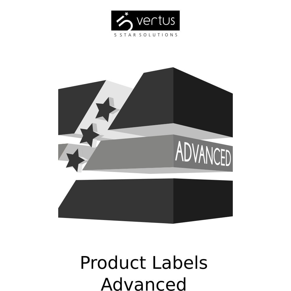 module - Badge & Loghi - Product Labels Advanced - 1