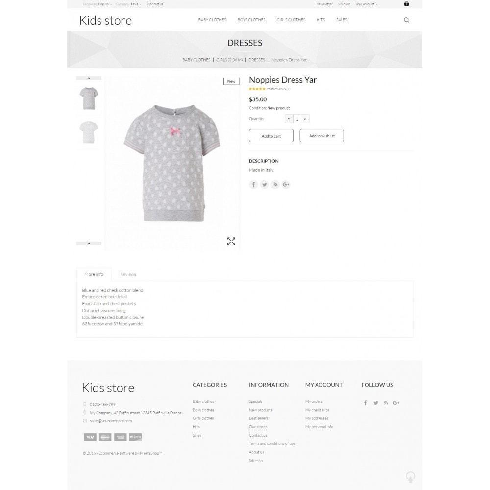 theme - Mode & Schoenen - Kids store - 7
