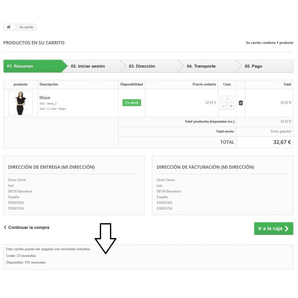module - Otros métodos de pago - Monedas virtuales - 3