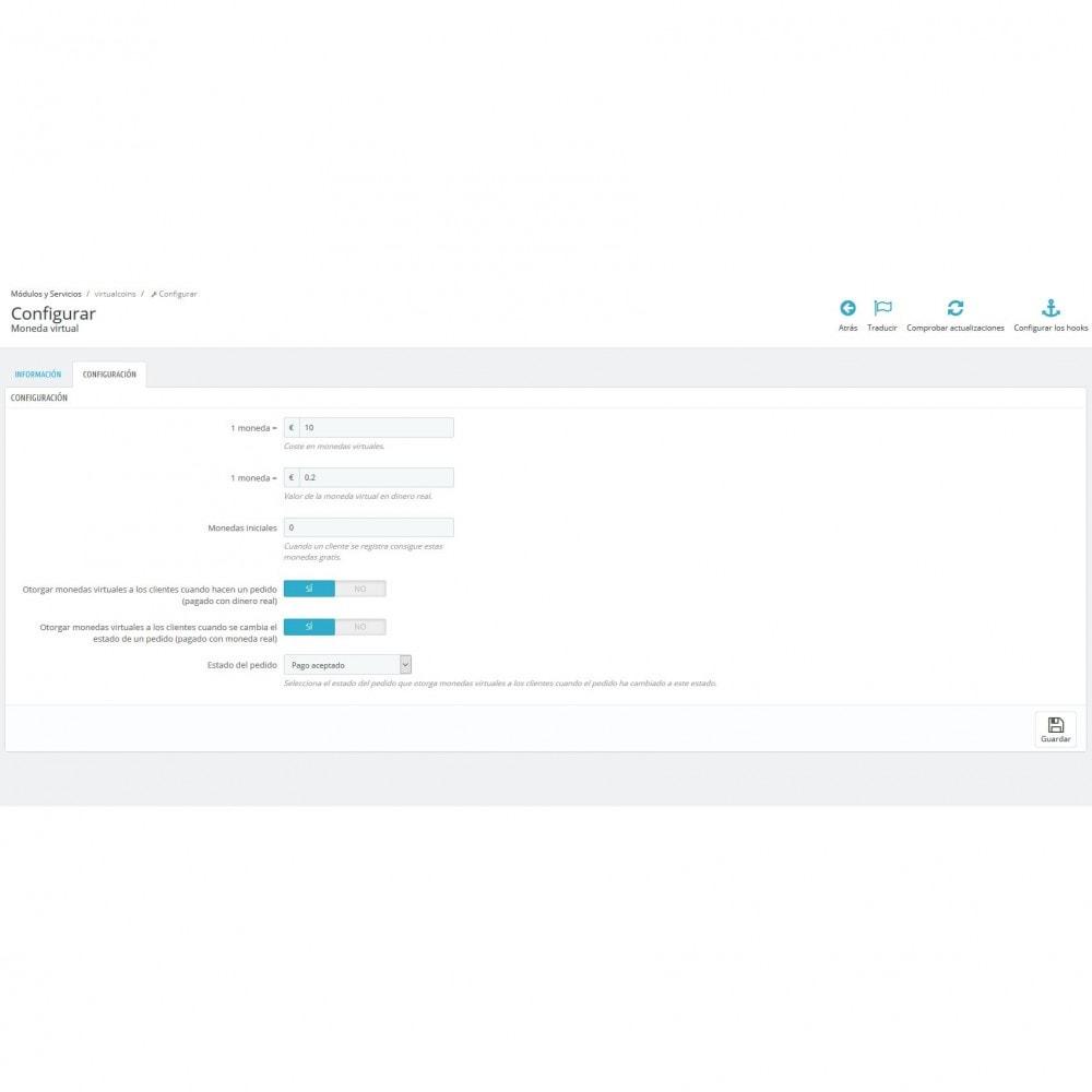 module - Otros métodos de pago - Monedas virtuales - 13