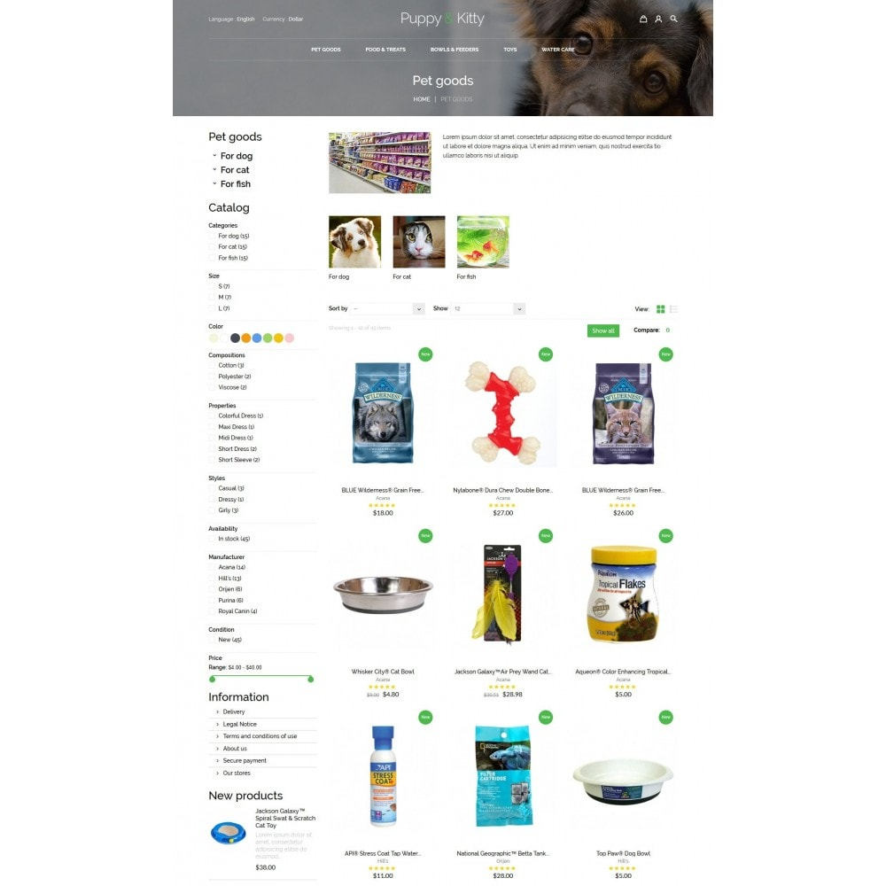 theme - Dieren - Puppy&Kitty Pet Shop - 5