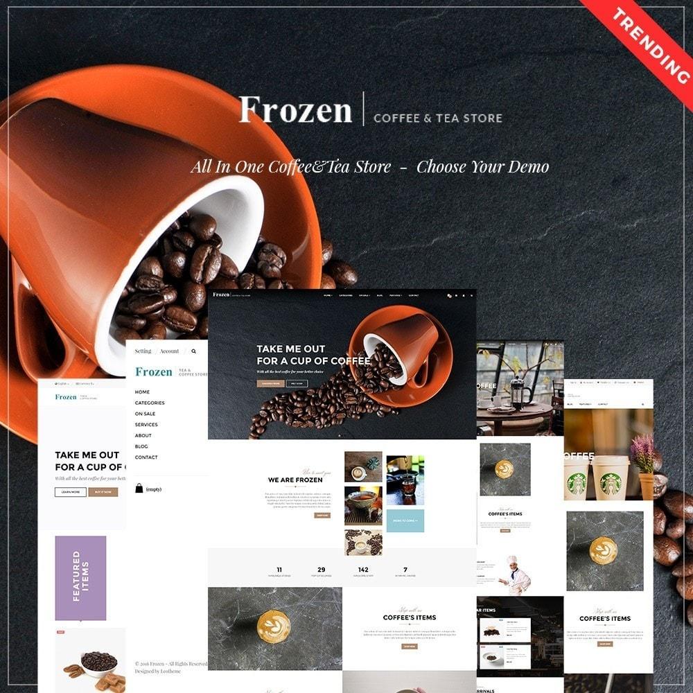theme - Napoje & Wyroby tytoniowe - Leo Frozen - 1