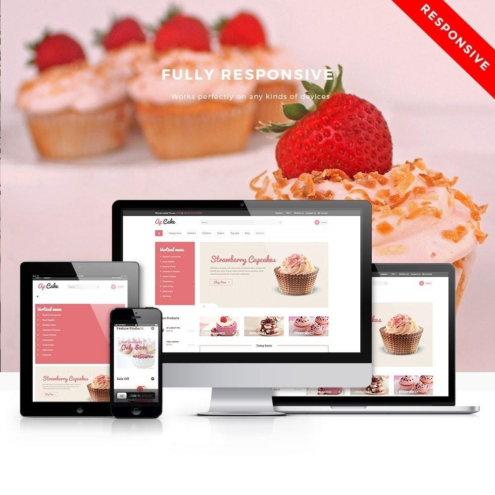 theme - Cibo & Ristorazione - Ap Cake - 1