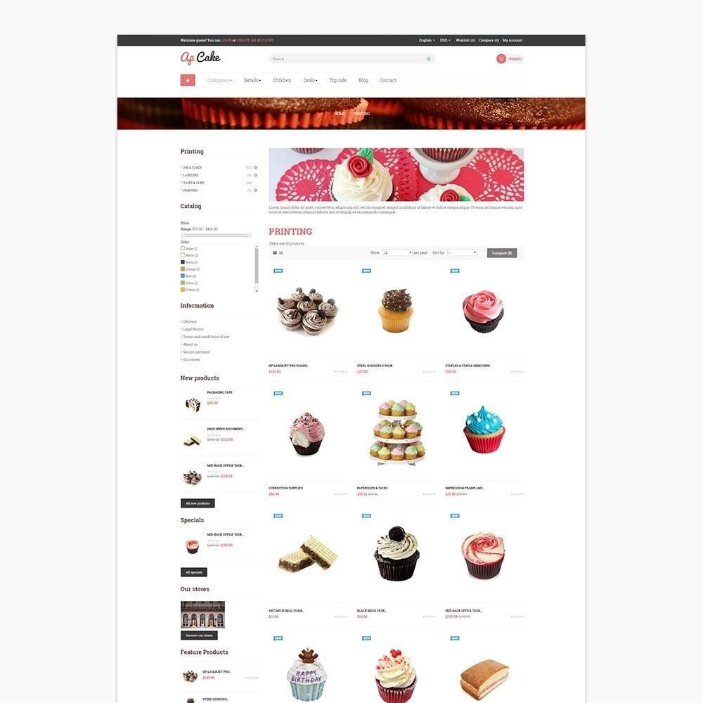 theme - Food & Restaurant - Ap Cake - 4