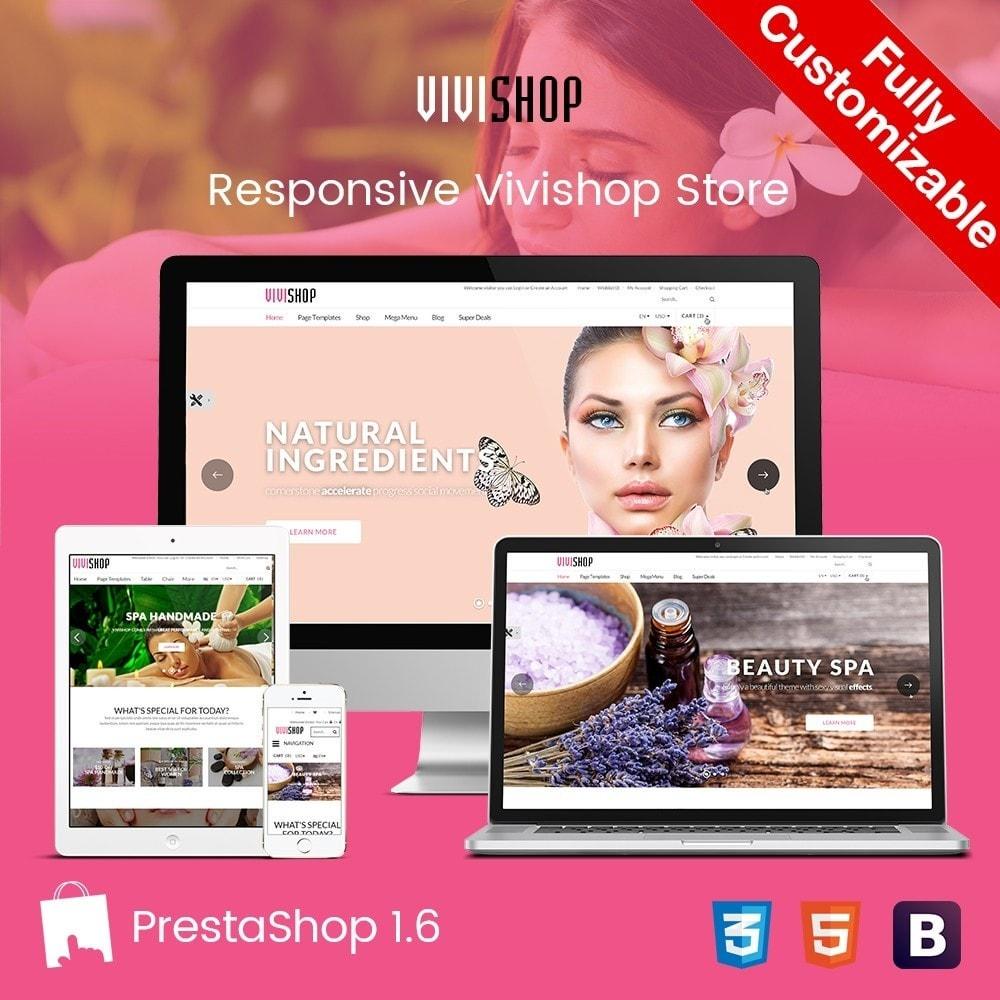 theme - Salute & Bellezza - Vivishop |  Drug Health & Beauty Store - 1