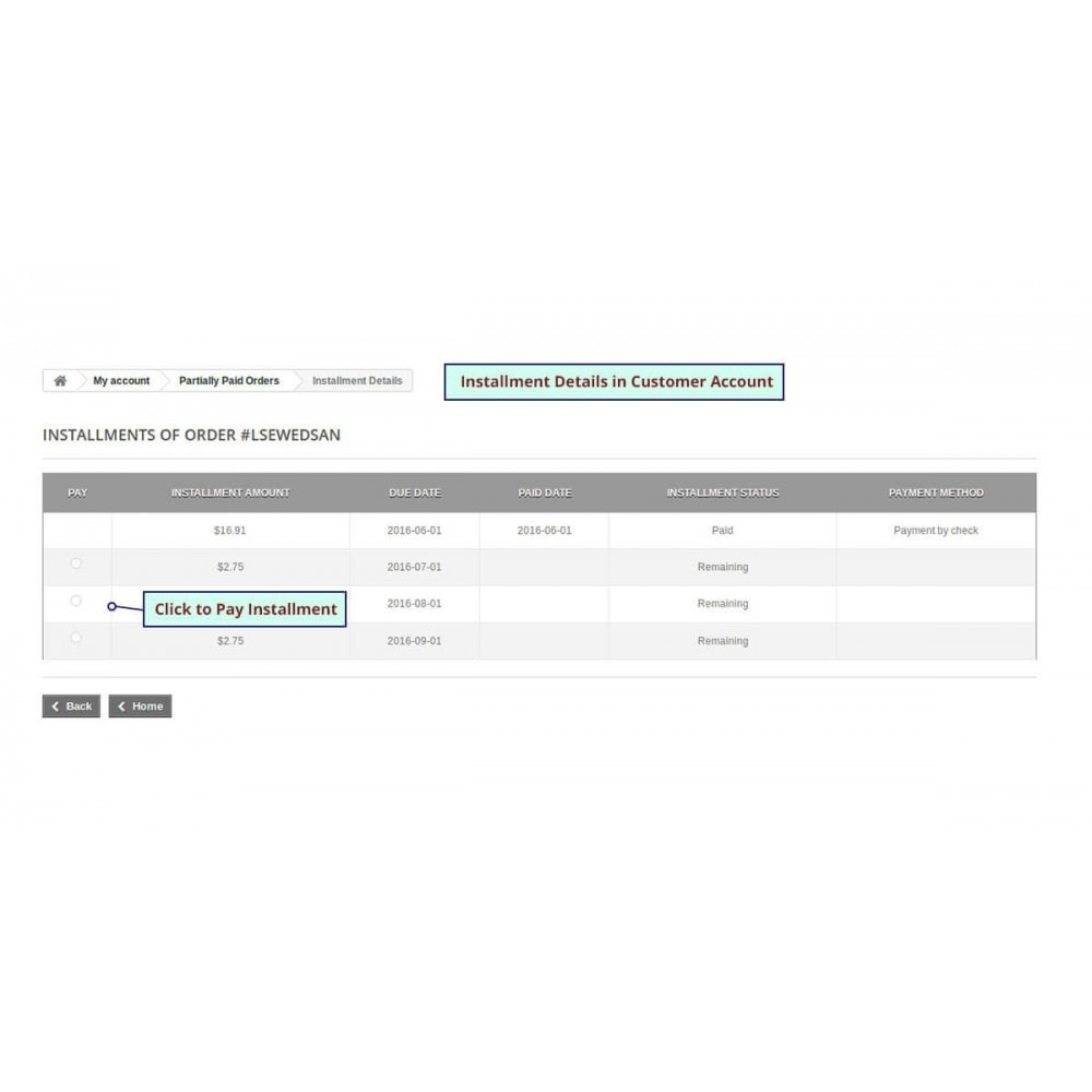 module - Andere Zahlungsmethoden - Partial Payment - Layaway & Installment Payment - 11