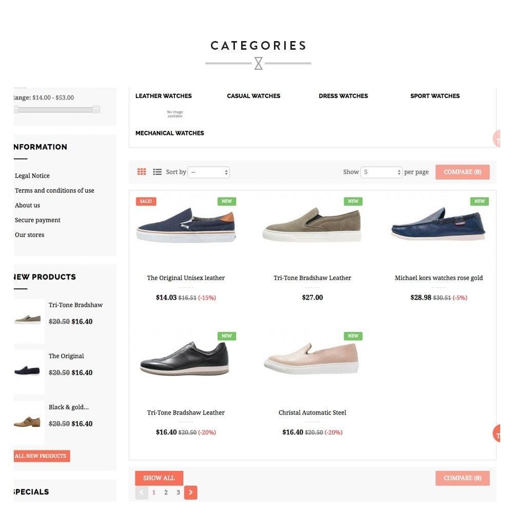 theme - Мода и обувь - Leo Slip On - 2
