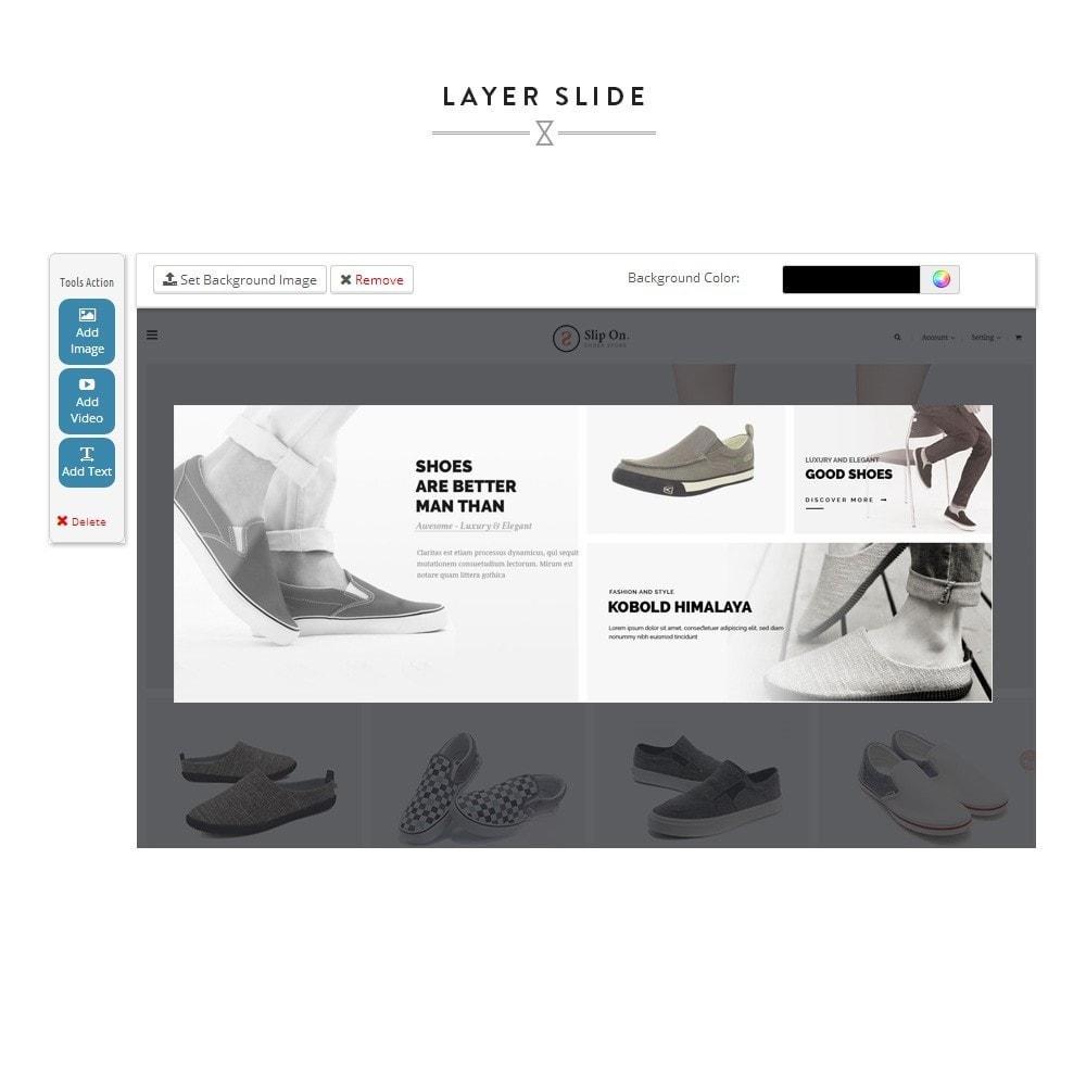 theme - Мода и обувь - Leo Slip On - 4