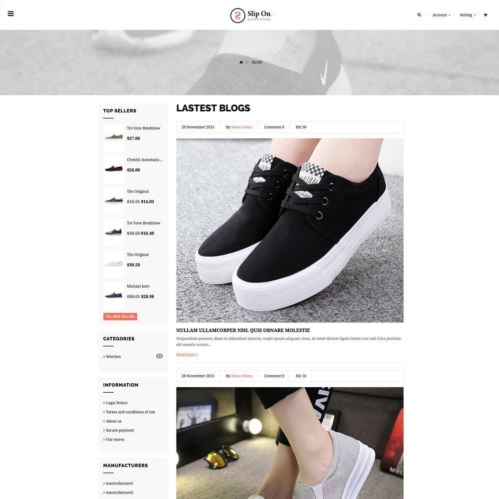 theme - Мода и обувь - Leo Slip On - 6