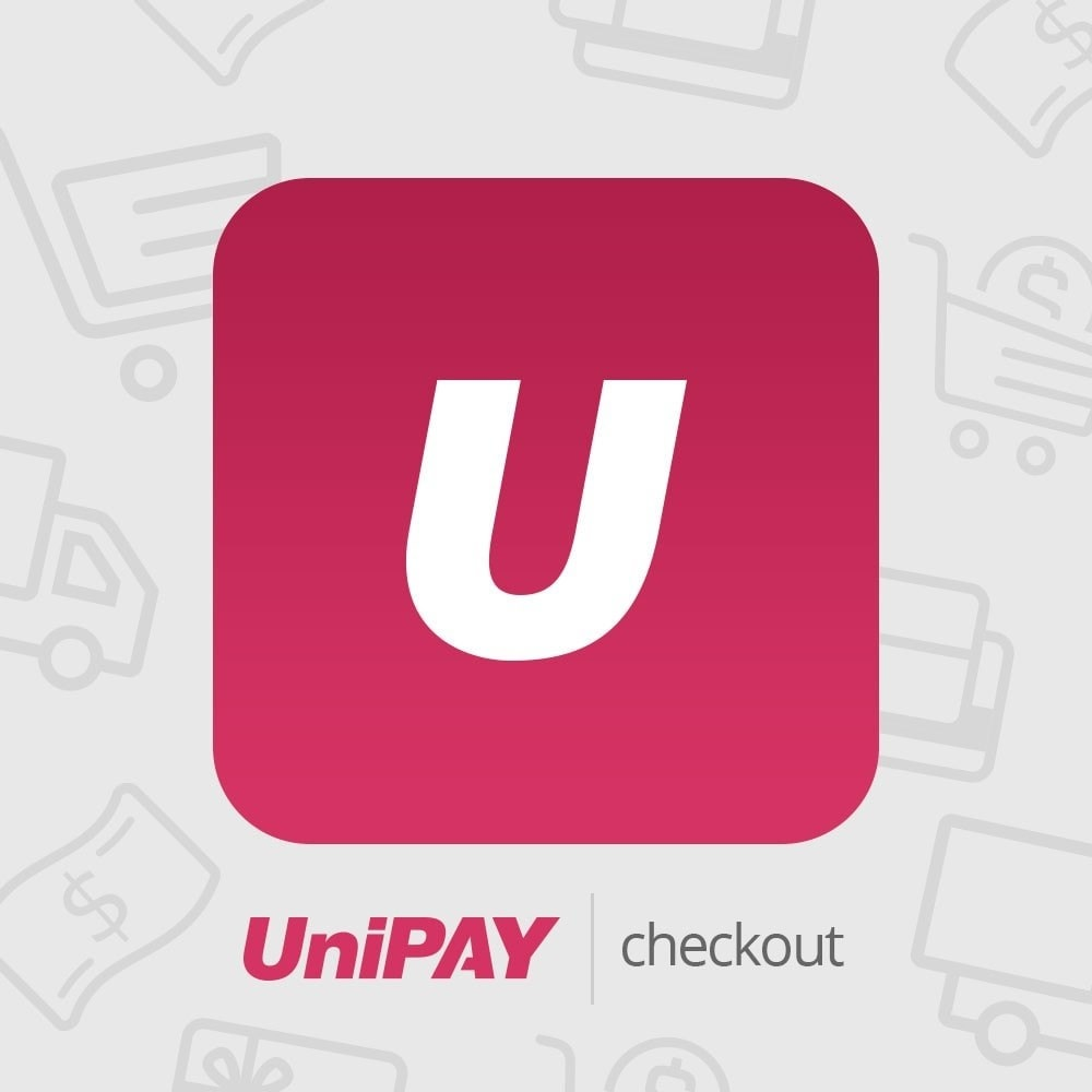 module - Оплата банковской картой или с помощью электронного кошелька - UniPAY Checkout - 1