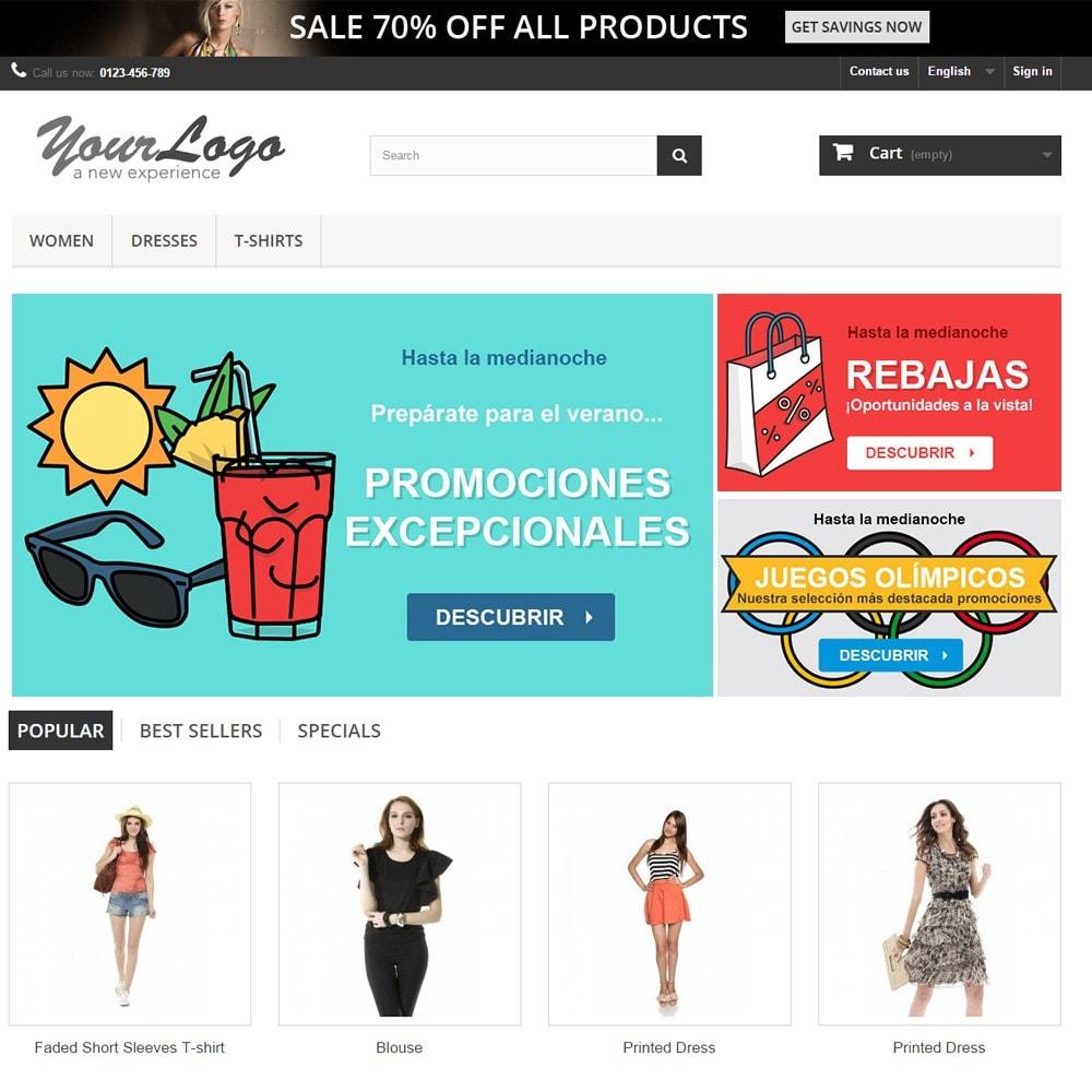 other - Material Visual para promociones online - 12 Imágenes promocionales - Verano - 2